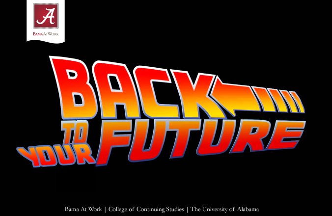 Back to your future